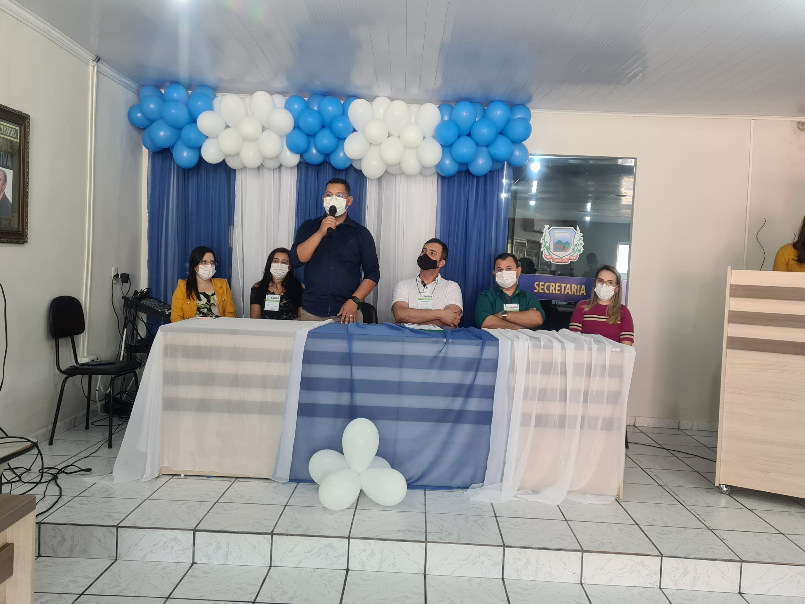 Conselho Municipal de Saúde realiza a 7ª Conferência Municipal de Saúde